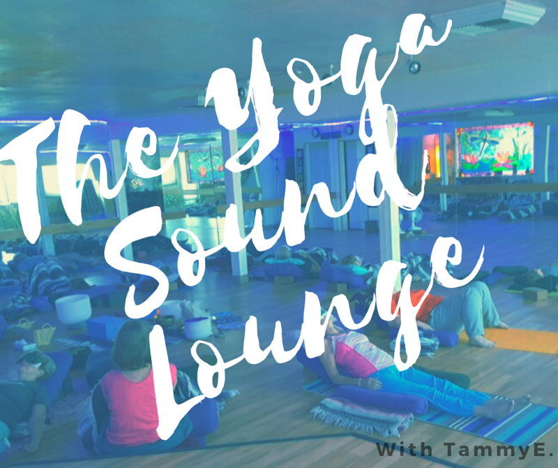 The yoga sound studio